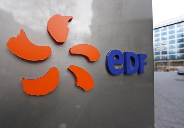 Logo do grupo francês EDF Energies Nouvelle (Foto: Charles Platiau/Reuters)