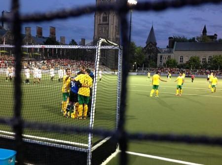 3c4ea5eedc Brasil perde para o Canadá