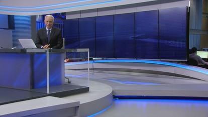 Jornal da Globo - Edição de Sexta-feira, 28/04/2017