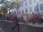 Em RO, servidores federais se únem em manifestação para fortalecer greve