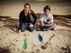 Brasileiros darão volta ao mundo para ver ameaça do plástico ao mar