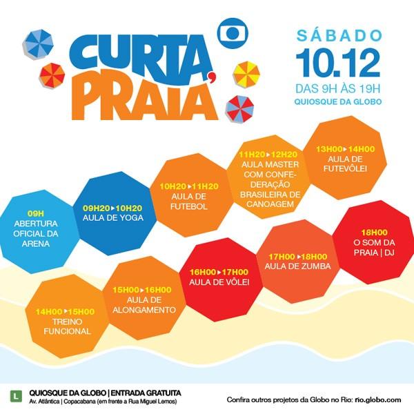 crtapraia (Foto: Divulgação)