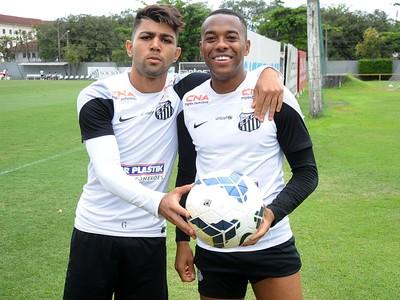 Gabriel Robinho Santos (Foto: Ivan Storti / Santos FC)