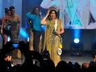 Modelo gay investe R$ 40 mil em traje de gala e vence concurso de beleza