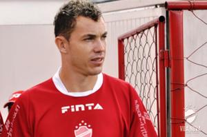 Marcelo Toscano, atacante do Vila Nova (Foto: Divulgação/Vila Nova)