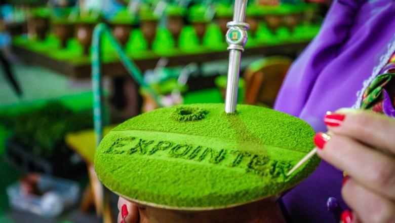 expointer-2016-erva-mate-chimarrao (Foto: Expointer/Divulgação)