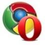 Tema Google Chrome Blue para Opera