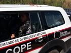 Marcos Valério chega à Penitenciária Nelson Hungria, na Grande BH