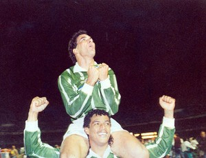 Paulistão 1993 Tonhão Edmundo Palmeiras