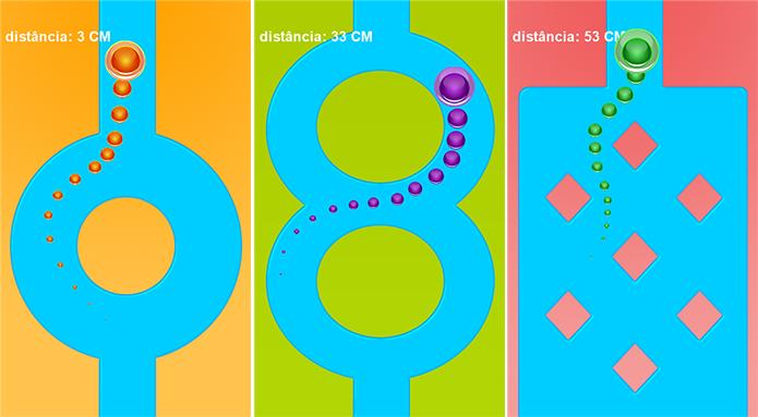 Follow the Paths desafia a agilidade e reflexo do jogadores no Windows Phone (Foto: Divulgação/Windows Phone Store)