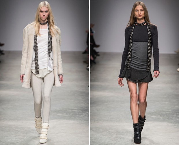 Isabel Marant, inverno 2014 (Foto: Getty Images)