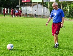 Mauro Ovelha Atlético de Ibirama (Foto: Orlando Pereira/CAHA)