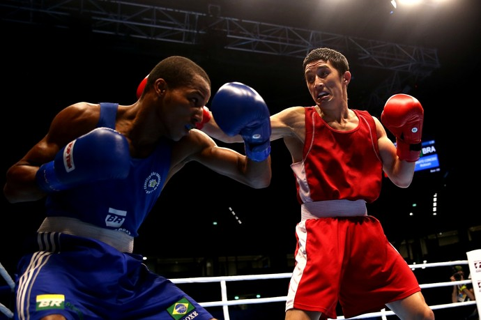 Robson Conceição é  vice-líder do ranking mundial na categoria 60kg (Foto: Getty Images)