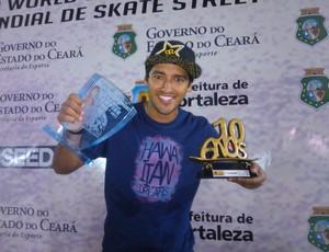 Kelvin Hoefler, skate (Foto: Juscelino Filho)