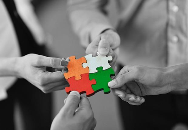 Carreira ; jovens talentos ; trabalho em equipe ; startups ; trabalho em grupo ;  (Foto: Shutterstock)