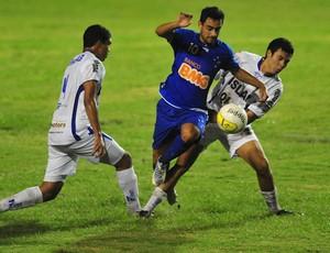 Daniel, meia do Cruzeiro (Foto: Claudio Capucho/ PMSJC)