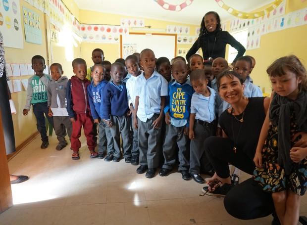 botsuana-africa-our-own-way-escola (Foto: Projeto Our Own Way/Divulgação)