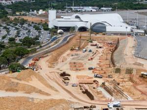 Apesar da lentidão, Infraero diz reforma estará pronta até a Copa do Mundo (Foto: Portal da Copa/Divulgação)