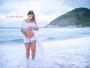 Kelly Key posta foto do barrigão de grávida e faz contagem regressiva