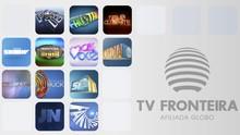 Confira os destaques da grade de programação da TV Fronteira (Reprodução TV Fronteira)