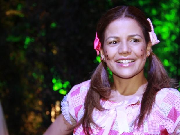 Nívea Stelmann (Foto: Isac Luz/EGO)