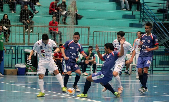 Florianópolis x São José Futsal (Foto: Divulgação/ Quarttus Marketing)