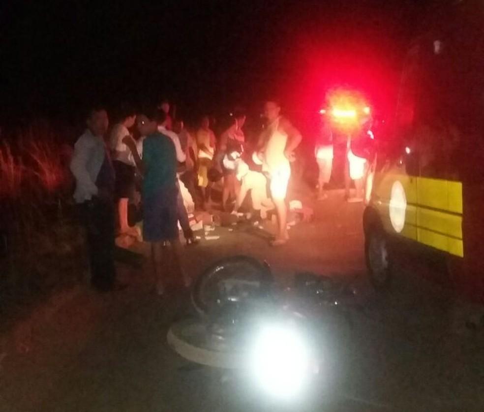 Ao menos três acidentes foram registrados na mesma noite (Foto: Divulgação)