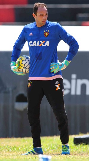 Magrão Sport (Foto: Marlon Costa/Pernambuco Press)