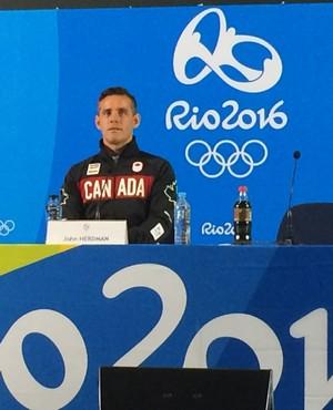 John Herdman, técnico do Canadá (Foto: Felipe Zito)