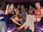 Luxo, glamour e ostentação. Veja tudo o que rolou na final do concurso 'Gata do Brasil'
