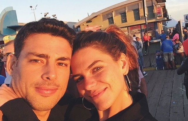 Mariana Goldfarb e Cauã Reymond (Foto: Reprodução/Instagram)