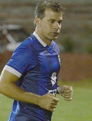 Túlio Maravilha, atacante do Vilavelhense (Foto: Ricardo Medeiros/A Gazeta)