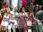 Preta Gil comanda o Bloco da Preta com Carolina Dieckmann e mais famosas