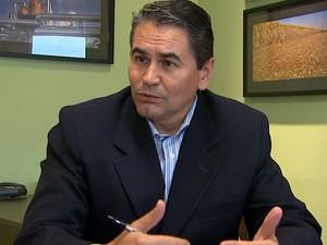 Sérgio Prado, representante da Unica na região de Ribeirão Preto (Foto: Reprodução EPTV)