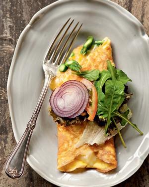 Omelete mista (Foto: Iara Venanzi/Casa e Comida)