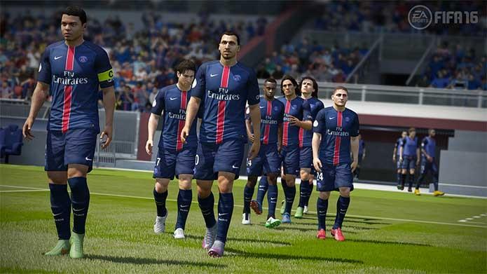 Fifa 16 é outro jogo com torneios oficiais (Foto: Divulgação/EA Sports)