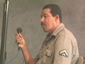 Ex-segurança de PC Farias, Adeildo Costa dos Santos (Foto: Reprodução/TV Gazeta)