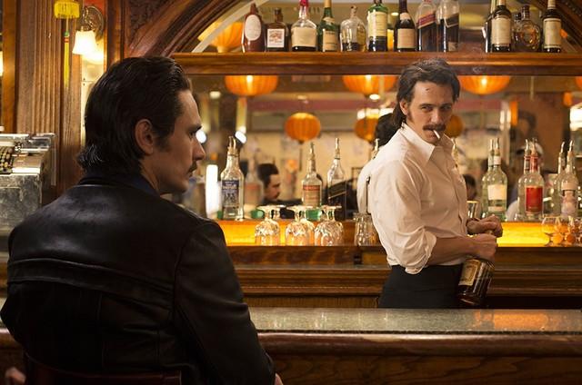 James Franco em cena de 'The deuce' (Foto: Reprodução)