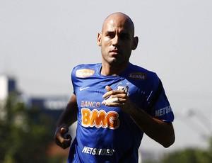 Bruno Rodrigo, do Santos (Foto: divulgação/Santos FC)