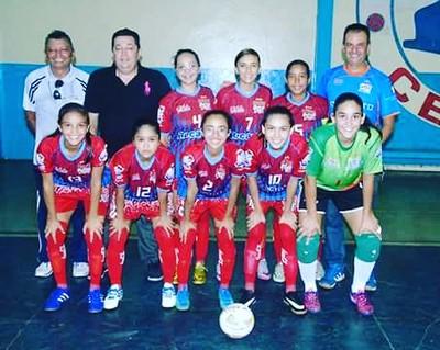 Grêmio Recanto da Criança (Foto: Divulgação)