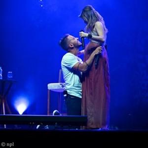 Sandy enaltece a parceria com Junior fora dos palcos (Foto: Noely Lima)