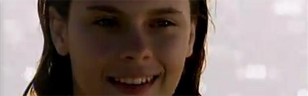 Açucena (Carolina Dieckman) em 'Tropicaliente' (Foto: Reprodução/TV Globo)