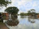 Chuva forte afeta quase 1,8 mil pessoas no Rio Grande do Sul