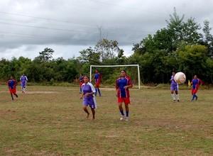 Agora Vai! torneio Interdistrital inicia neste fim de semana, no Amapá (Foto: Divulgação/PMM)
