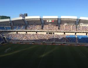 Arena das Dunas - ABC x Vasco (Foto: Klênyo Galvão/GloboEsporte.com)