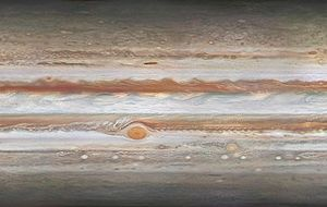 Espaço | Jornada para Júpiter, sem deixar a Terra