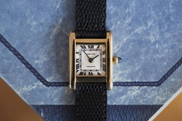 Relógio de Jackie Kennedy (Foto: Divulgação)