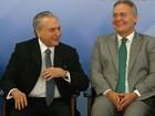Temer convida Renan para ir à China caso viagem se confirme, diz Planalto