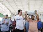 132 mil agricultores no Ceará vão receber 3 mil toneladas de sementes
