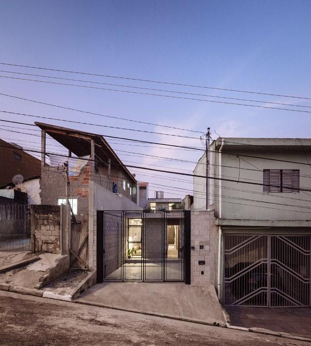 Casa Vila Matilde  (Foto: Pedro Kok/ divulgação)